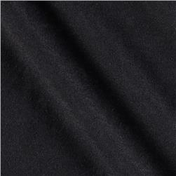 Rayon Cotton Jersey Knit Dark Black