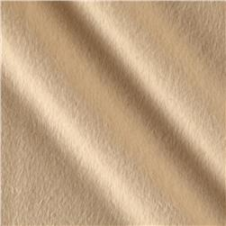 Soft Fur Solid Camel Fabric