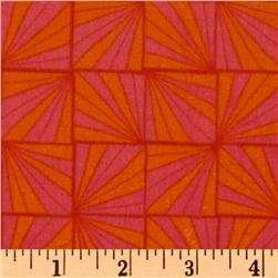 Valori Wells Karavan Flannel Quartz Pink/Orange