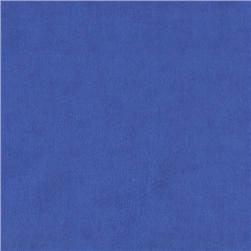 Flannel Quilter's Suede Royal