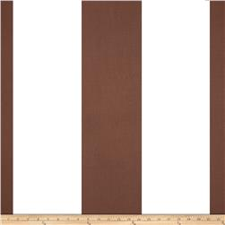 Michael Miller Bekko Home Decor Wide Stripe Brown