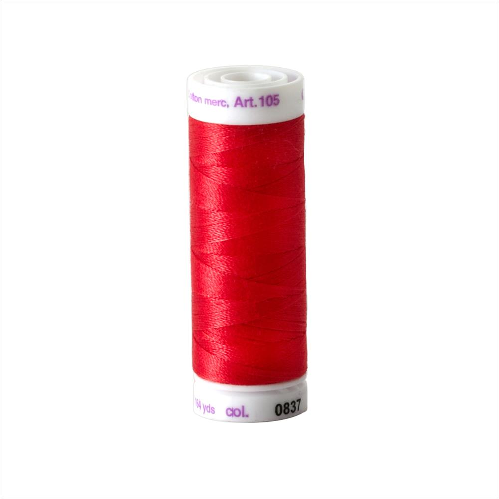 Mettler Cotton All Purpose Thread 3-ply 50wt 164YDS Geranium
