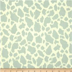 Canyon Trails Cowhide Cloud Fabric