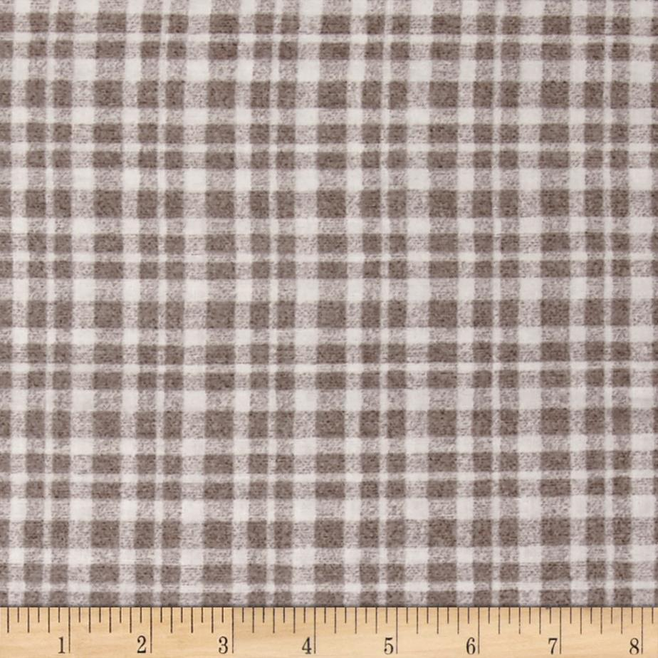 Windham Jardin De Provence Plaid  Cream