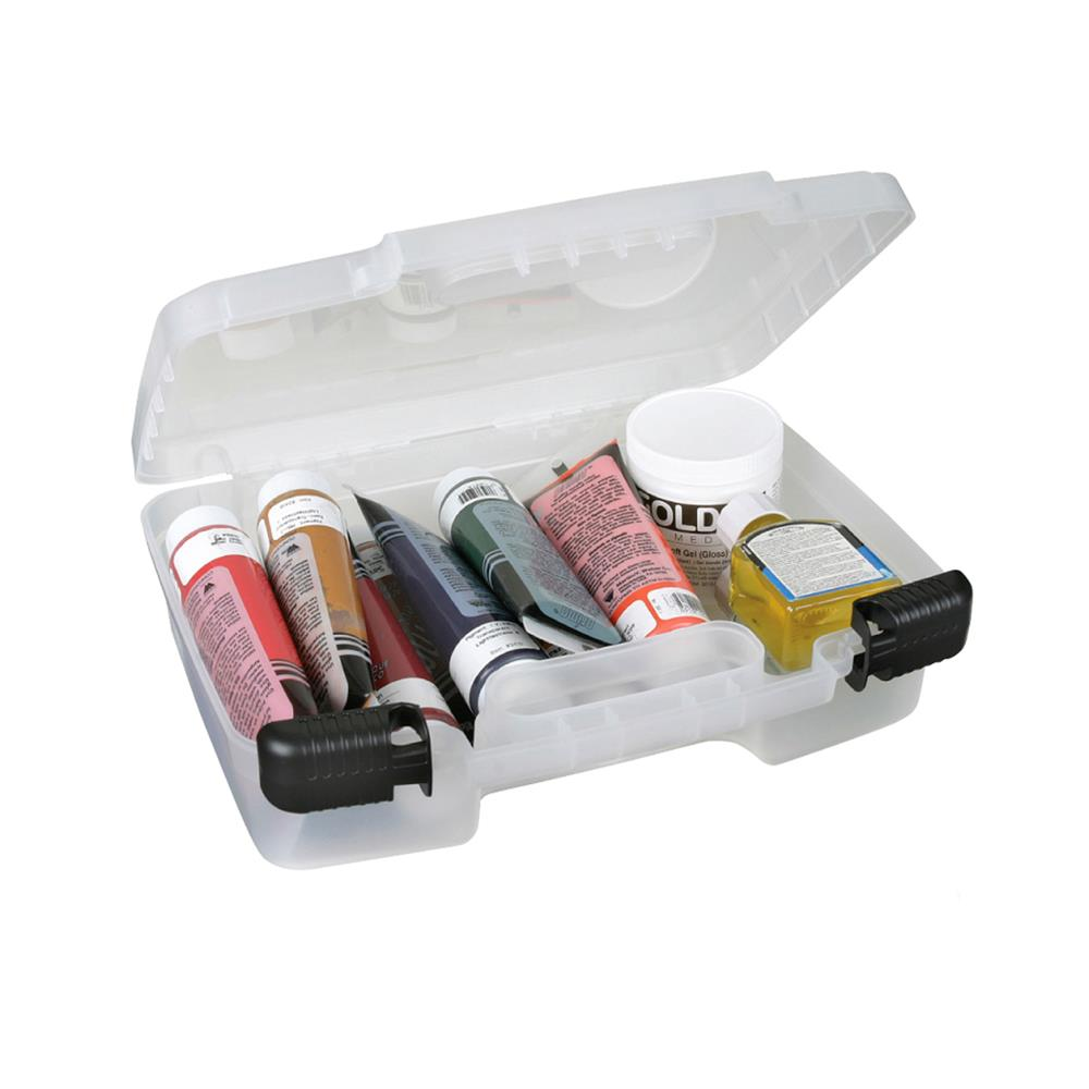 "ArtBin Quick View Deep Base Carrying Case-12"" x 3.25"" x 9.875"""