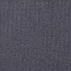 Power Poplin Medium Grey