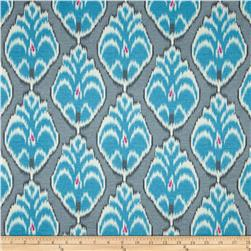 HGTV HOME Gathering Place Sateen Peacock Fabric