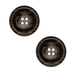 Riley Blake Sew Together 2'' Pearl Button Black