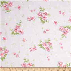 Treasures by Shabby Chic Ballet Rose Small Floral Pink