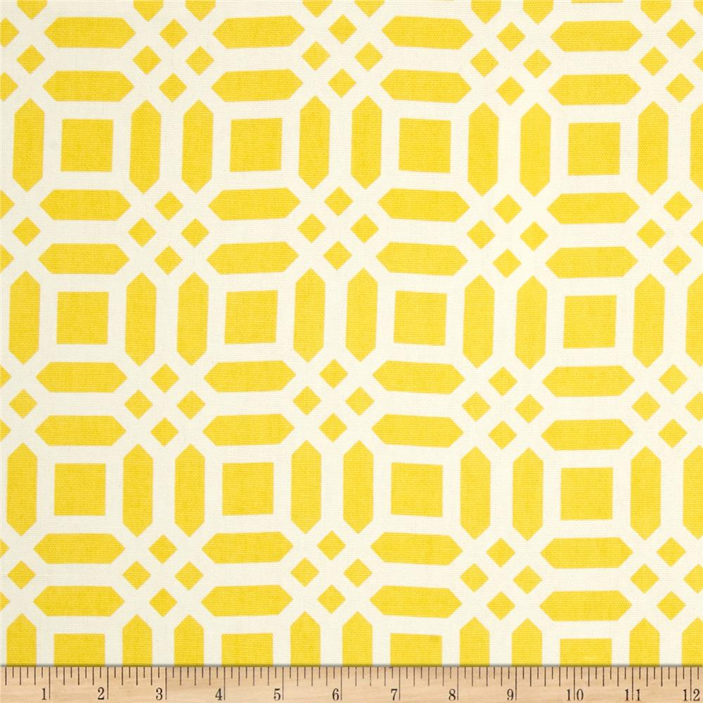 zoom riley blake home decor vivid lattice marigold - Discount Designer Home Decor