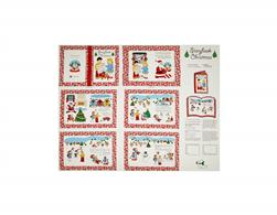 Storybook Christmas A Christmas Story Soft Book Panel Multi