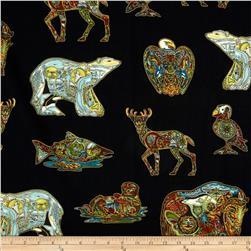 Animal Spirits Metallic Animals Earth