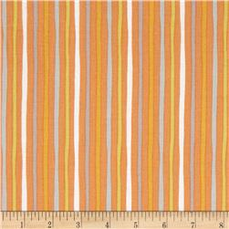 Special Delivery Simple Stripe Orange