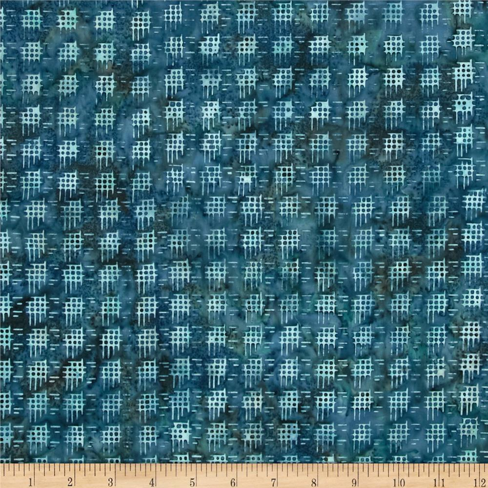 Bali Batik Handpaints Stitches Pool
