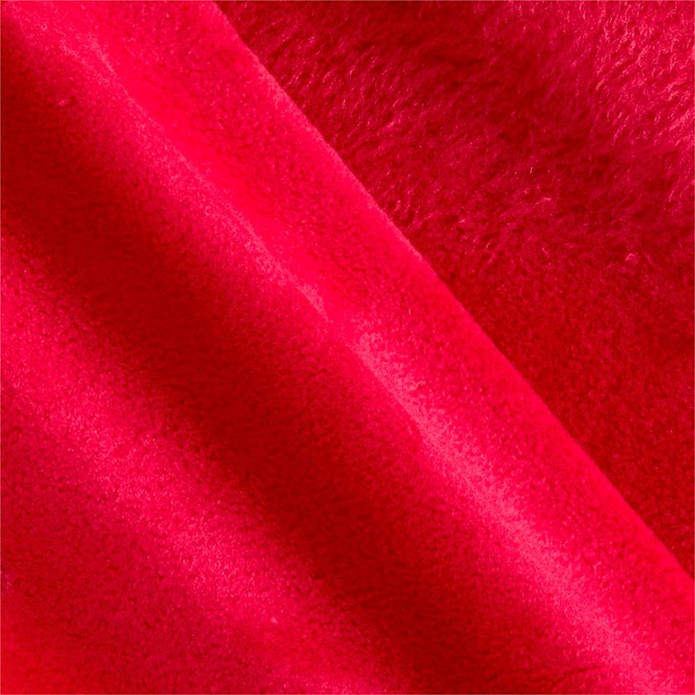 Micro Fleece Solid Fushsia