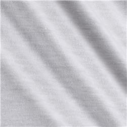 Stretch Jersey Knit Paper White