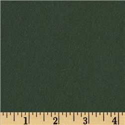 Quilt Block Solid Flannel Green