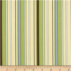 Art Gallery Feelings Stripes Spa Fabric