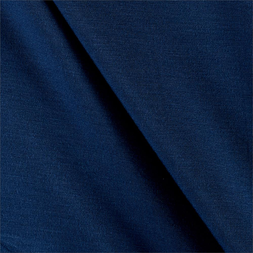 Telio Rayon Jersey Knit Captain Blue