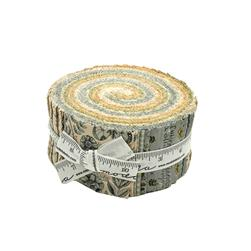 Moda Garden Notes Jelly Roll