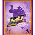 Disney Jasmine Princess A Whole New World Panel Purple