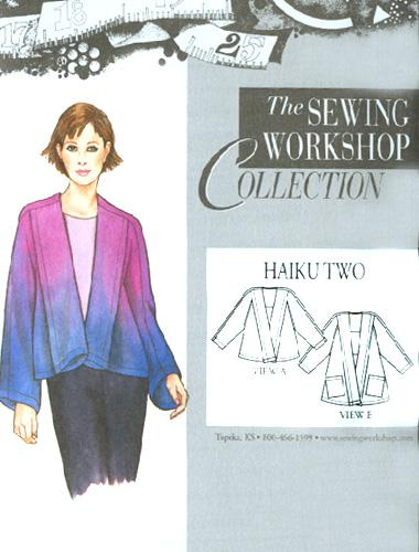 The Sewing Workshop Haiku Two Pattern