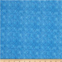 Berry Cobbler Tiny Tiles Blue