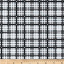 Spotlight Plaid Grey