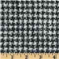 Richloom Osana Woven Checkered Plaid  Ebony