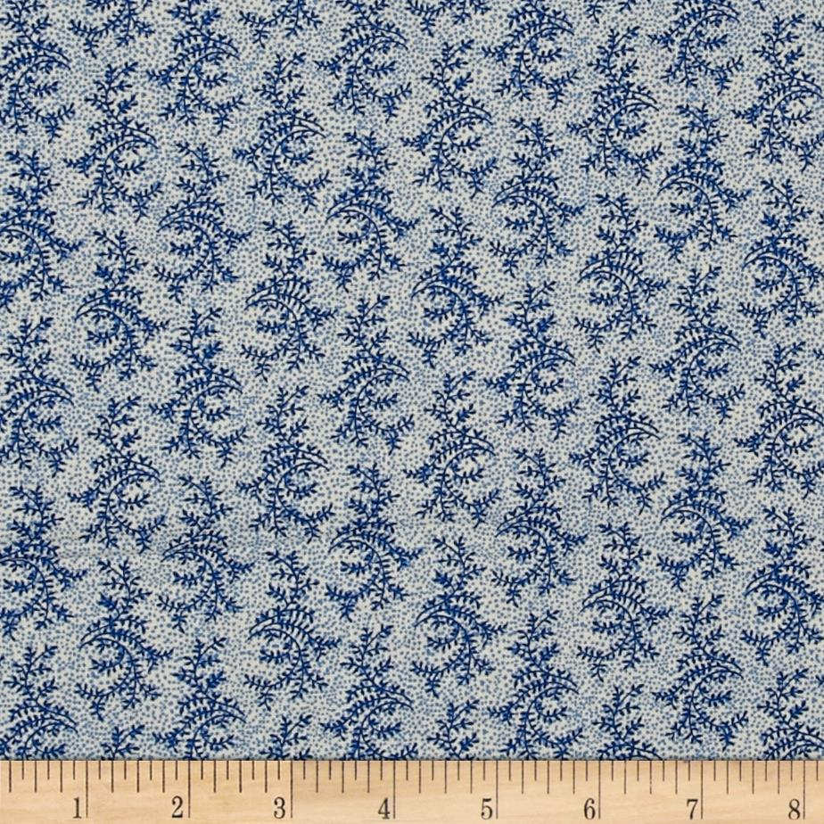 Molly B's Modern Branches Light Blue
