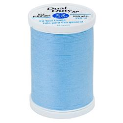 Coats & Clark Dual Duty XP 250yd Miracle Blue