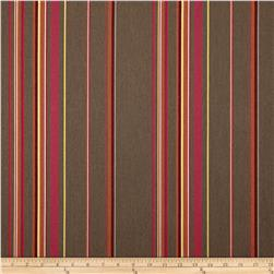 Sunbrella Outdoor Stanton Stripe Brownstone