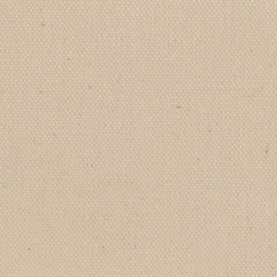 Image of Canvas Natural Fabric