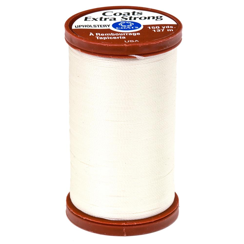 Coats & Clark Specialty Thread Upholstery 150yds Natural