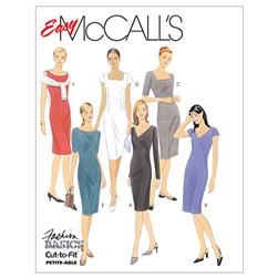 McCall's Misses' Dresses Pattern M2401 Size 0A0