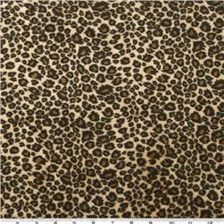 Leopard Print Fabric animal print fashion fabric - fabric
