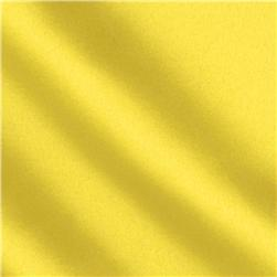 Mi Amor Duchess Satin Yellow Fabric