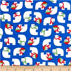 Kaufman Jingle 4 Polar Bears Royal