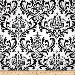 Premier Prints Traditions Black/White Fabric
