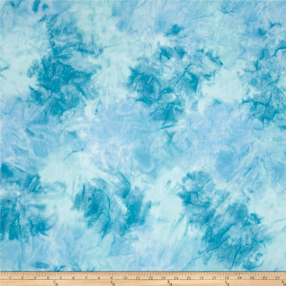 Kaufman Artisan Batiks Patina Handpaints Mottled Cloud