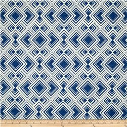 HGTV HOME Diamond Reps Jacquard Cobalt