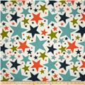 Riley Blake Home Decor All Star Cream