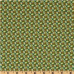 Heather Bailey Freshcut Jelly Bean Green