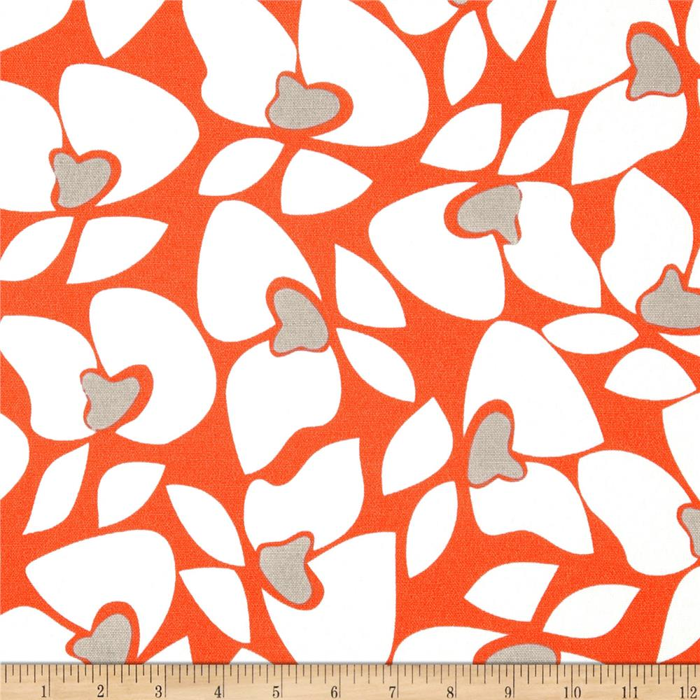 Premier Prints Indoor/Outdoor Helen Orange