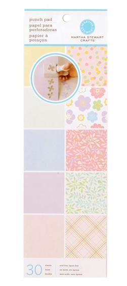 Martha Stewart Crafts Punch Pad 4'' X 12