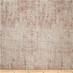 Distressed Faux Silk Javelin Plum