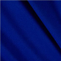 Rayon Crepe Solid Royal