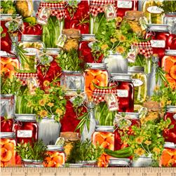 Kiss The Cook Canning Collage Multi