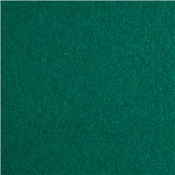 11.3 oz Wool Melton Sea Green