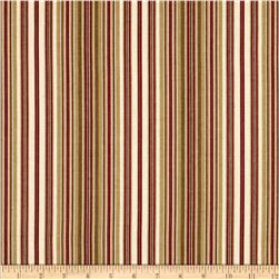 Madison Home Decor Monahue Stripes Beige